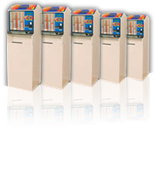 Master 4 Pull Tab and Sweepstakes Ticket Dispenser